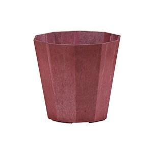 Artlumin Deca flower pot claret