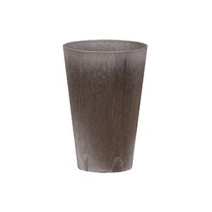 Vase Claire - Charcoal
