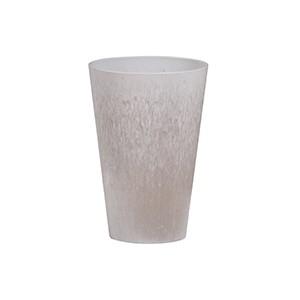 Vase Claire - Zinc