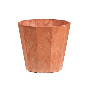 Artstone Deca Flower Pot Terra