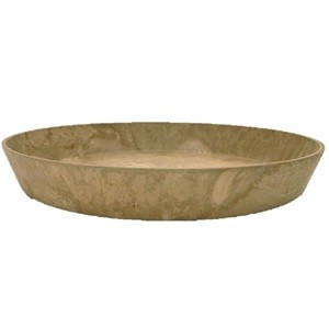 Artstone-Claire-Round-Saucer-Taupe-1
