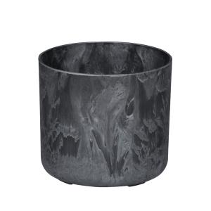 Artstone Celine Plant Pot Black