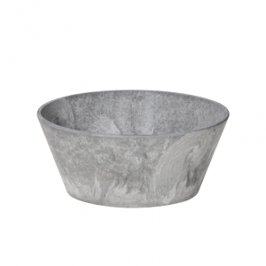 Artstone Claire Grower Bowl Grey